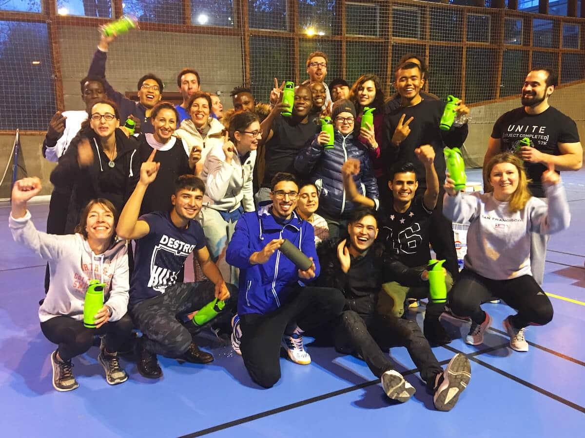 upsport unis pour le sport
