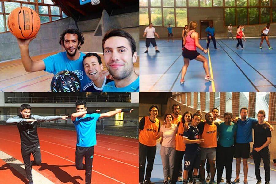 Rencontre avec Up Sport ! Unis pour le Sport