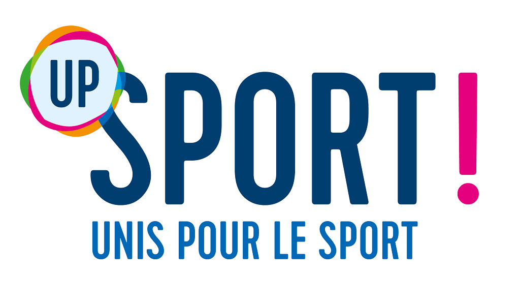 logo association sportive up sport