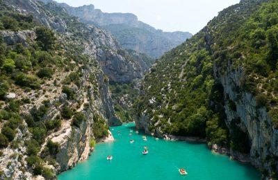 Les spots de canyoning les plus beaux du monde