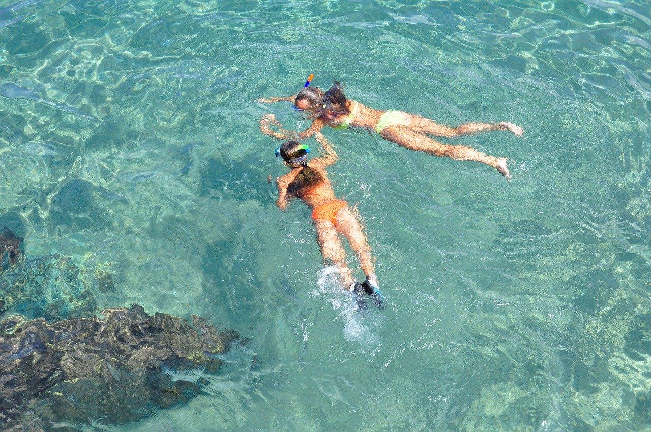 spots de snorkeling île Maurice