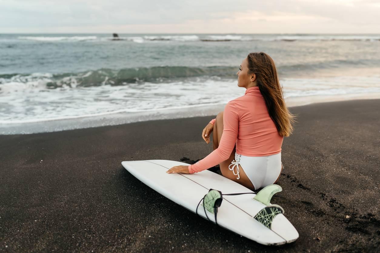 le temps nécessaire pour apprendre à surfer