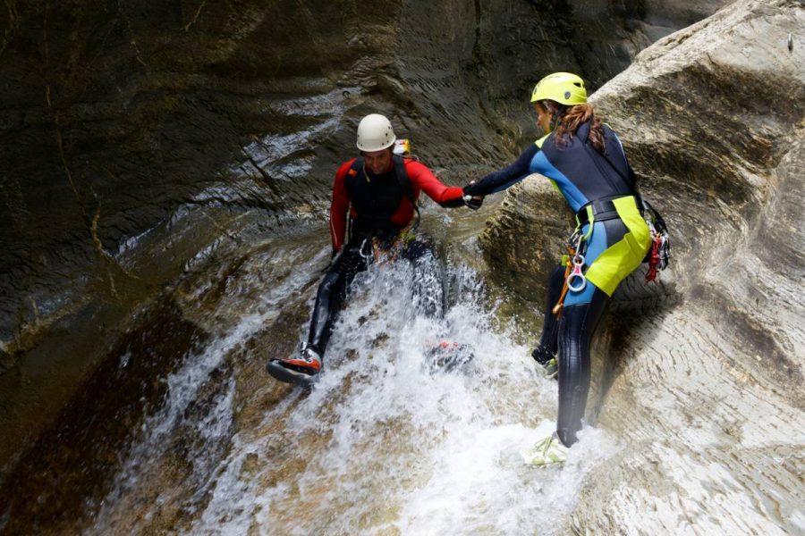Canyoning ou escalade : qu'allez-vous pratiquer cet été ?